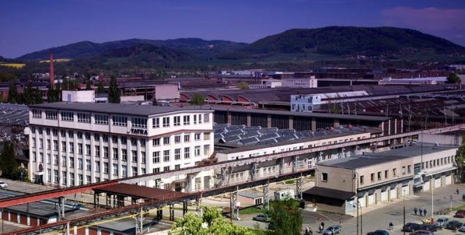 Доход компании TATRA  в 2010 году превысил 2,5 млрд. чешских крон