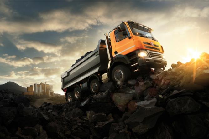 Производство комплектных транспортных средств TATRA в 2013 году было самым высоким за последние пять лет
