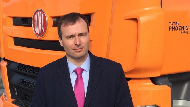 Отделом продаж и маркетинга в компании Tatrа будет руководить Мартин Шустек, который одновременно стал новым членом правления