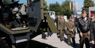 Начальник штаба посетил завод Tatra в г. Копршивнице