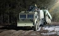 Весь модельный ряд автомобилей TATRA для служб пожаротушения и армии представлен в Брно