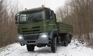 Специальные автомобили  TATRA для нужд армии и пожарных команд в Брно