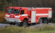 166 специальных пожарных автомобилей для Словакии