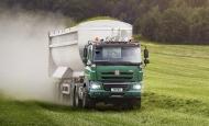Новые грузовики TATRA TRUCKS на выставке «Земля-кормилица 2013»