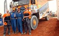 Ралли-марафон «Африка-Эко-Рейс 2015»: 100% «Татра» - третья