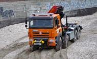 Применение автомобилей TATRA PHOENIX 8x8  в целях гражданской обороны в Германии