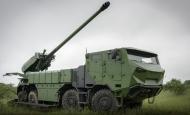 Дания приобретет гаубицы CAESAR на шасси Tatra