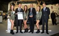 Бронированный автомобиль TITUS® производства коспании TATRA TRUCKS на Брненской выставке получил награду «Золотой IDET» (Golden IDET)