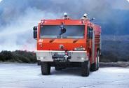 Грузовики для пожаротушения